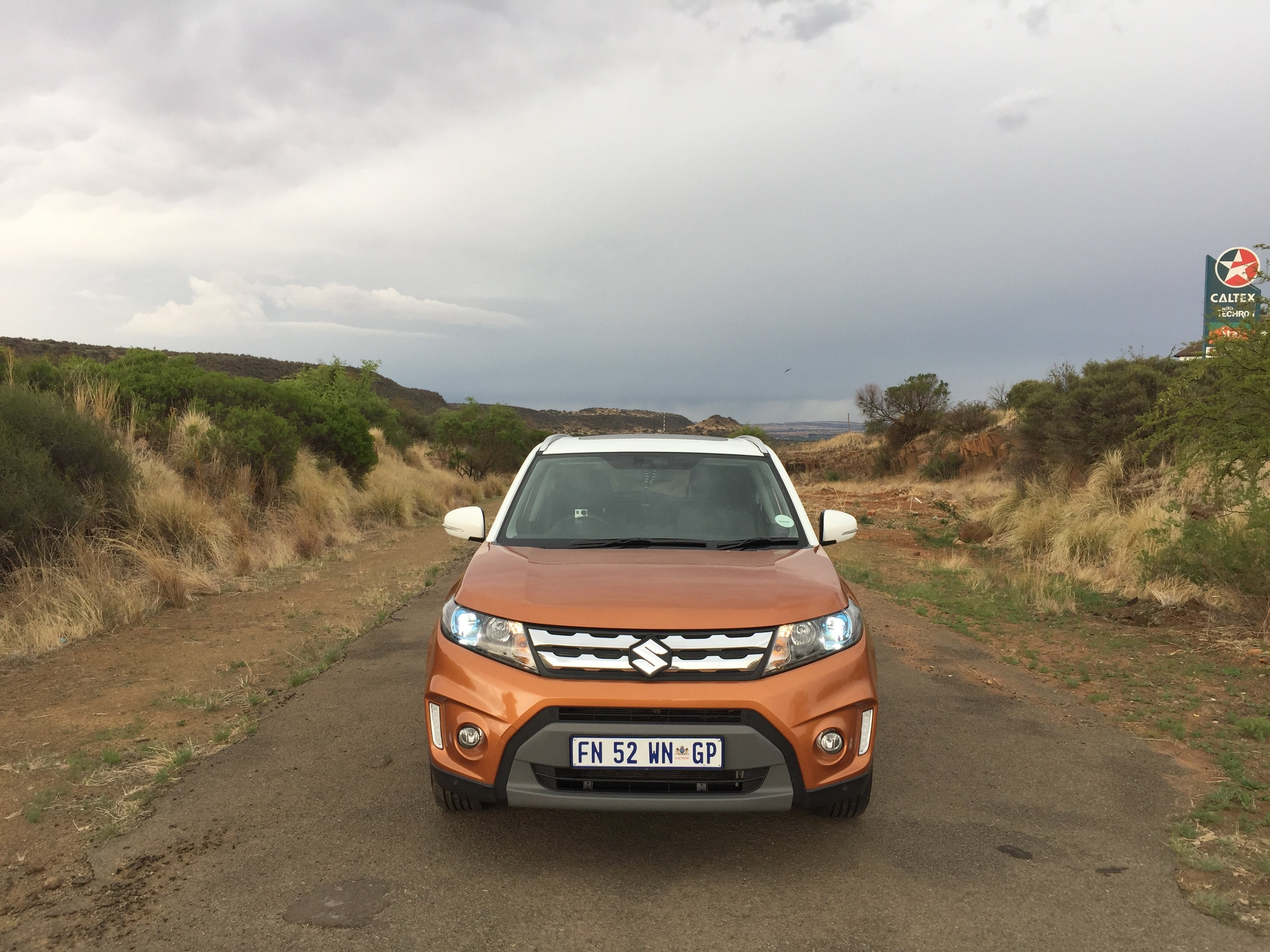 Epic Sports Road Trips - The Cape Town 7s in the Suzuki Vitara.