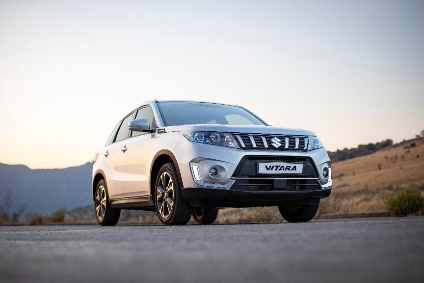 Range-topping Vitara Turbo now in South Africa