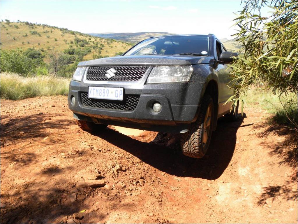 Hennops 4x4 trail Suzuki
