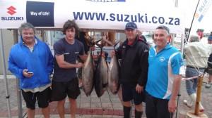 The 2014 St Francis Tuna Challenge