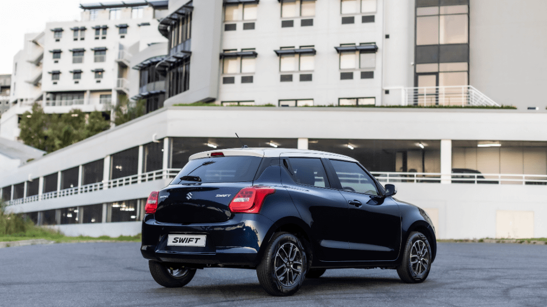 Swift 2021 - Blue and White: Why Suzuki used cars are a safe bet