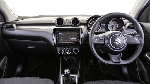 Washing your car like a pro - interior (Suzuki Swift MC)