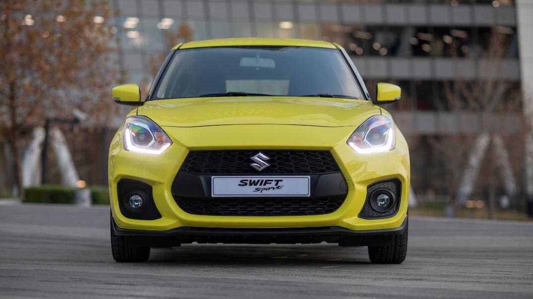 Yellow Swift Sports - AARTO 101