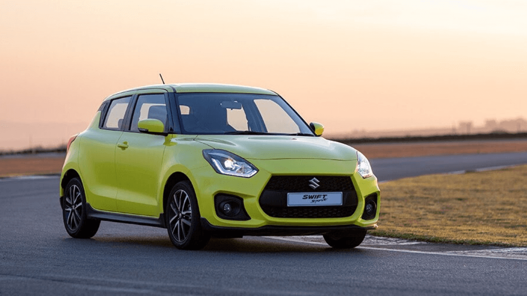Suzuki Auto sets new sales record in declining market