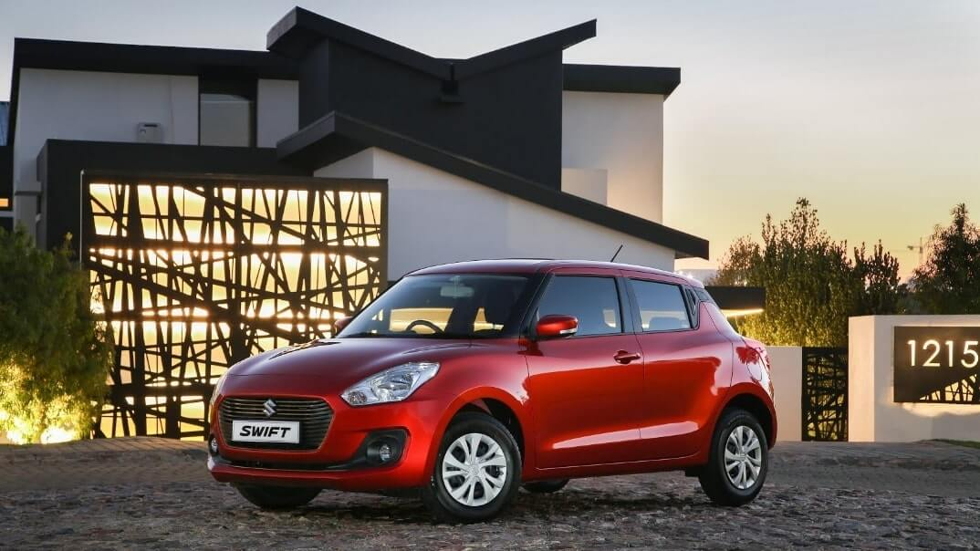 Here's what South Africa thought about the new Suzuki Swift [reviews]