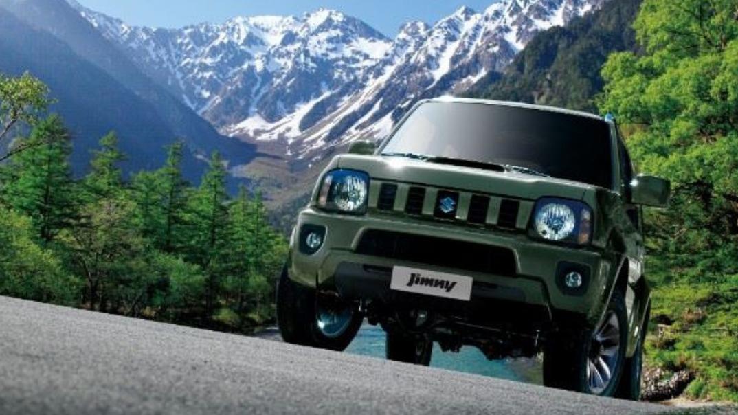 Great moments deserve a great Suzuki Jimny