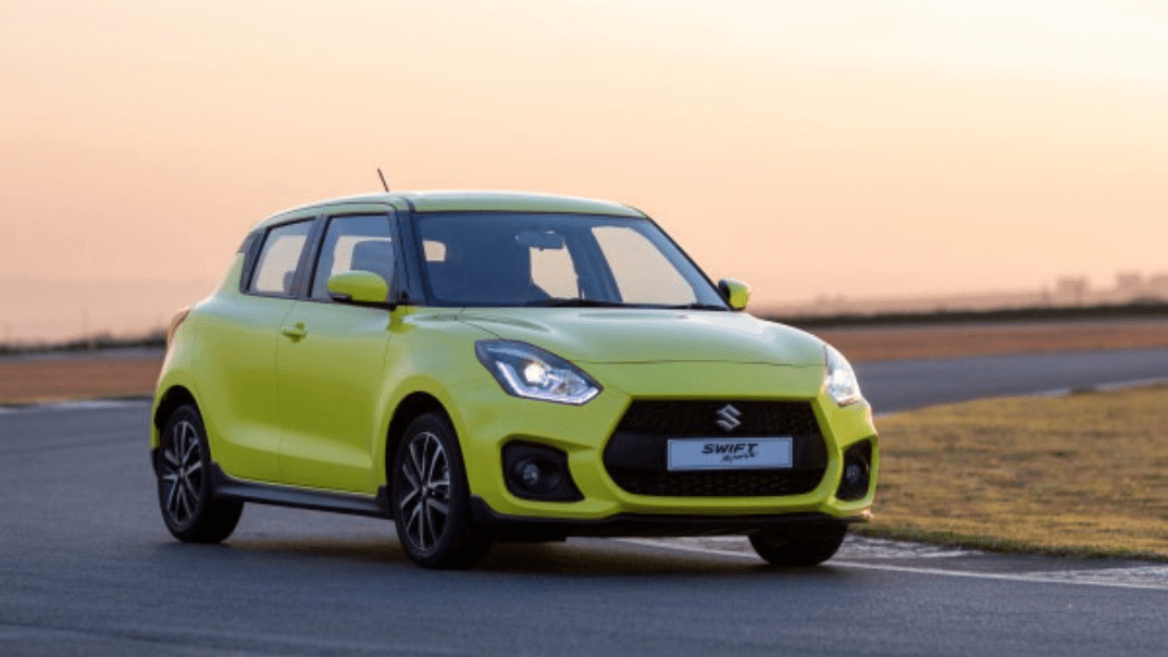 Better in every way – the all-new Swift Sport
