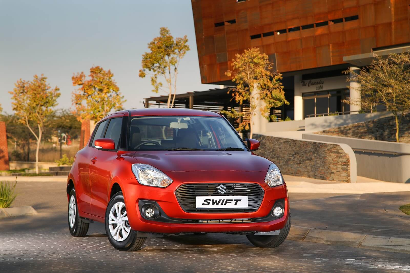 Like many things we love, the Suzuki Swift just gets better with age!