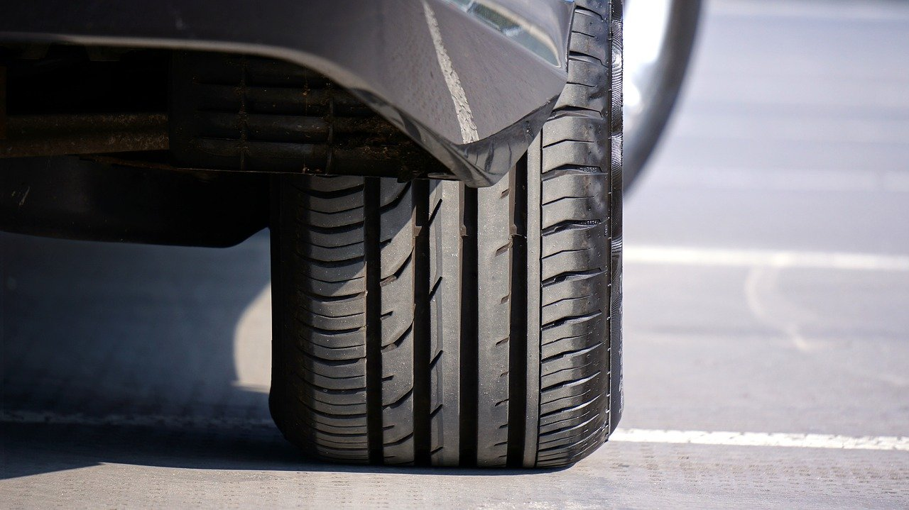 How to keep your tyres in tip-top shape